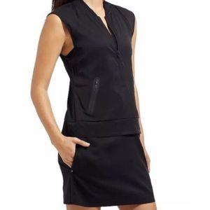 Derek Lam for Athleta drop waist dress large